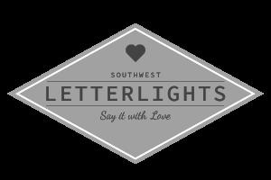 South West Letter Lights