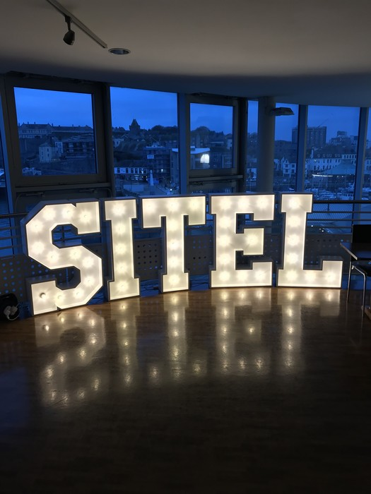 Corporate Letter Lights
